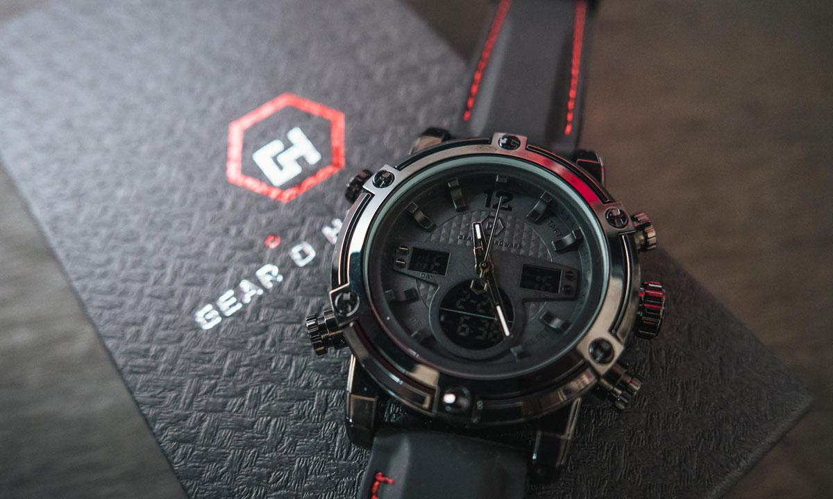 Geard Hardware ZX2-116 watch
