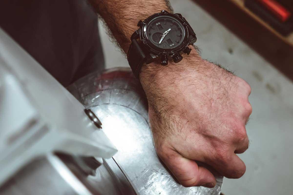 Gear'd Watches