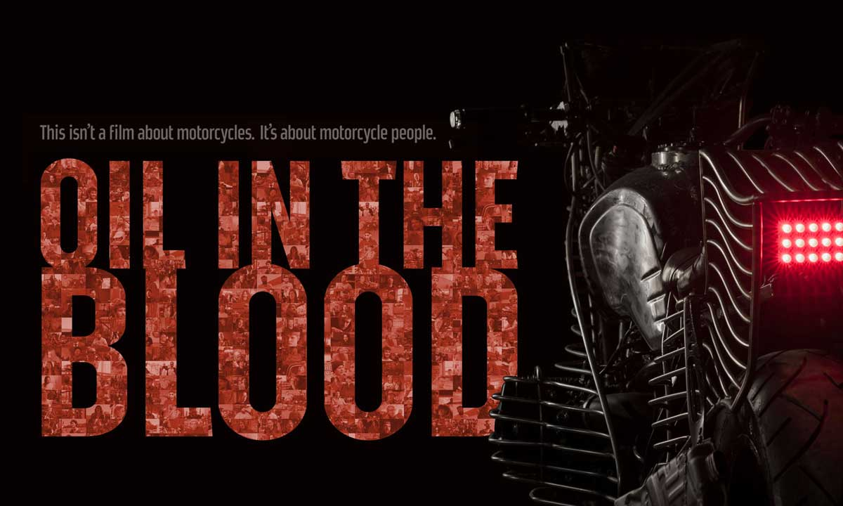 Oil in the Blood motorcycle documentary