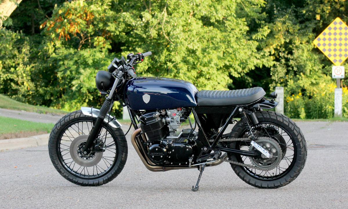 Origni8or Honda CB750 Brat