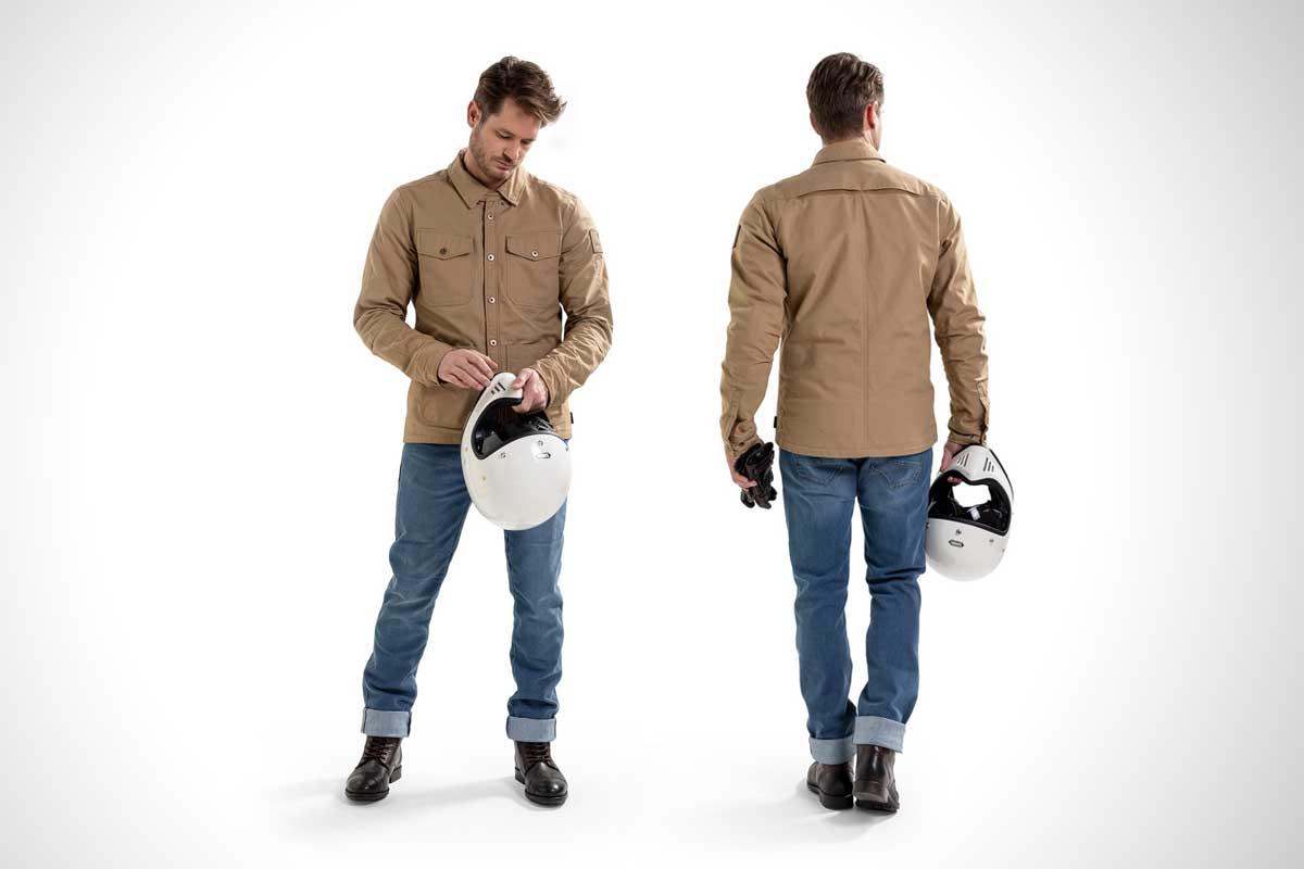 motorcycle Overshirt