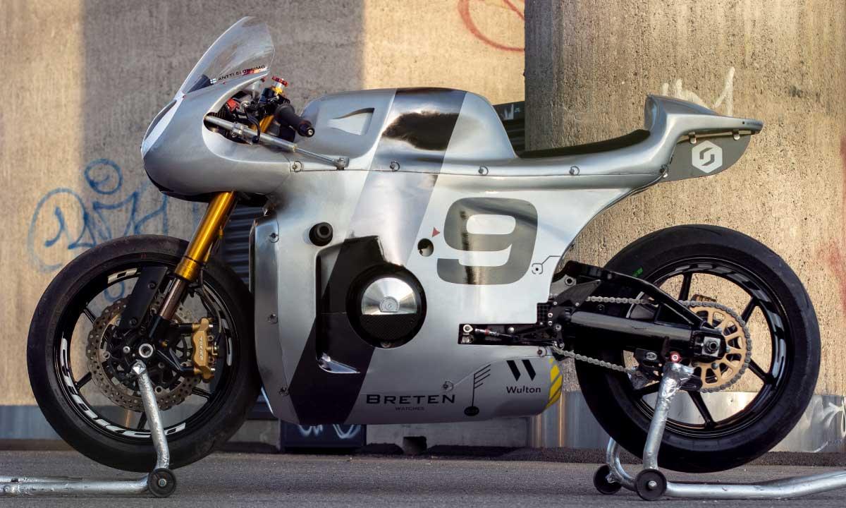 Stoker Kawasaki ZXR-66r