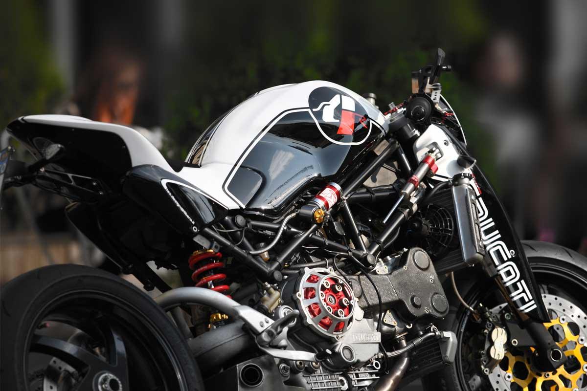 Ducati Monster cafe racer kit