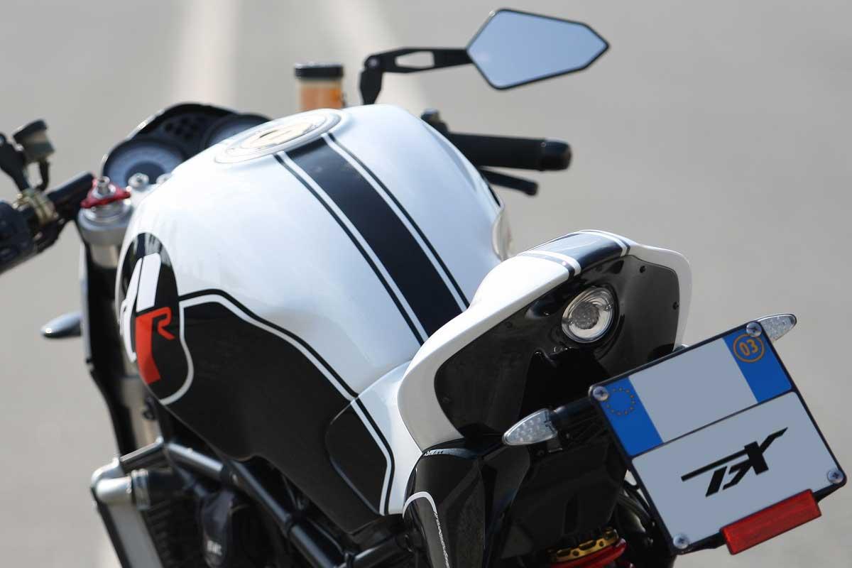 Ducati Monster Tex Design