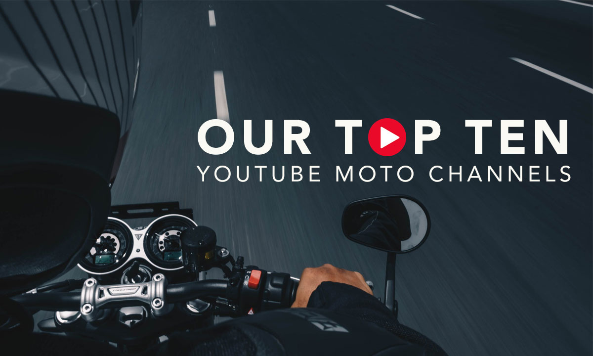 Top 10 youtube motorcycle channels