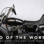10 worst factory customs