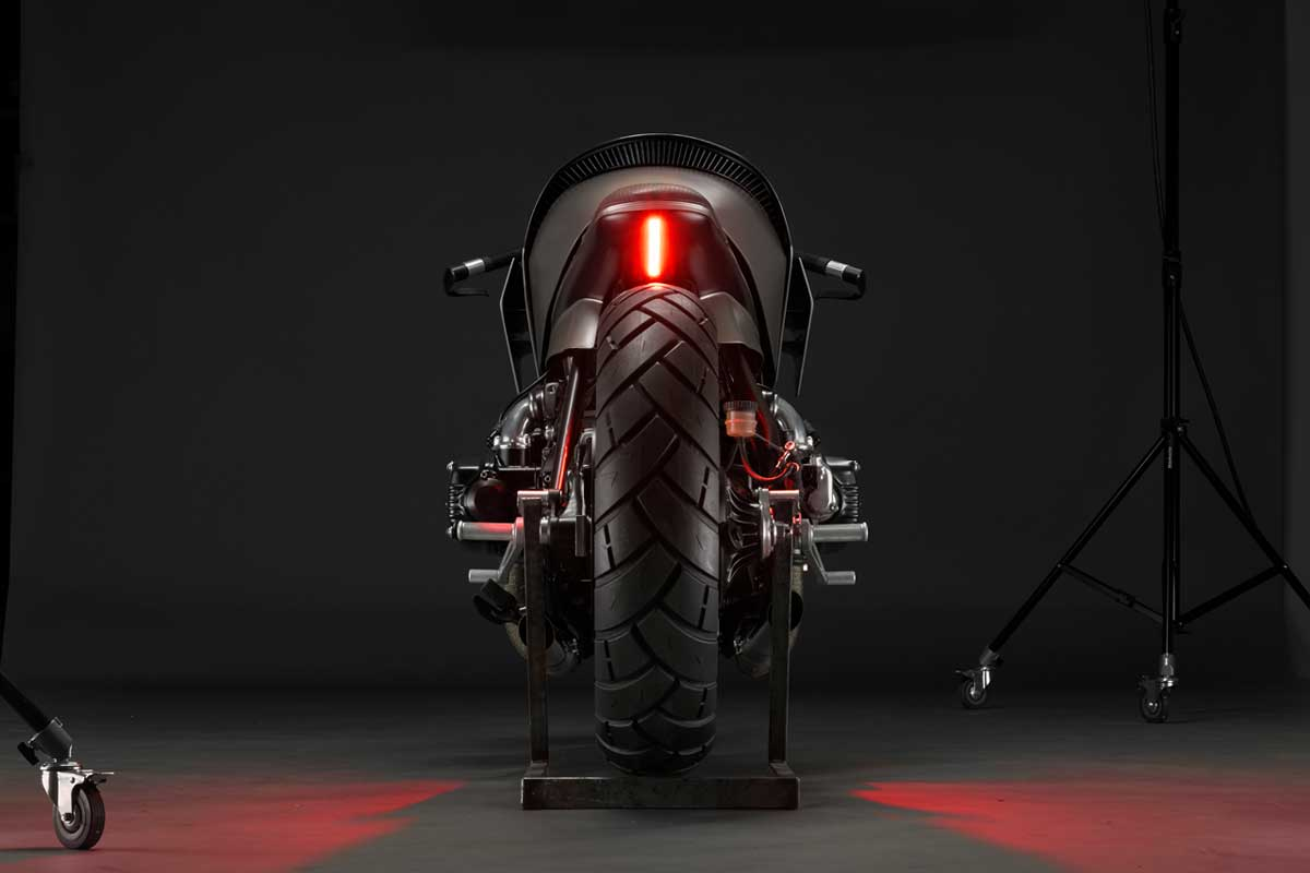 DMOL Honda Goldwing Kenzo