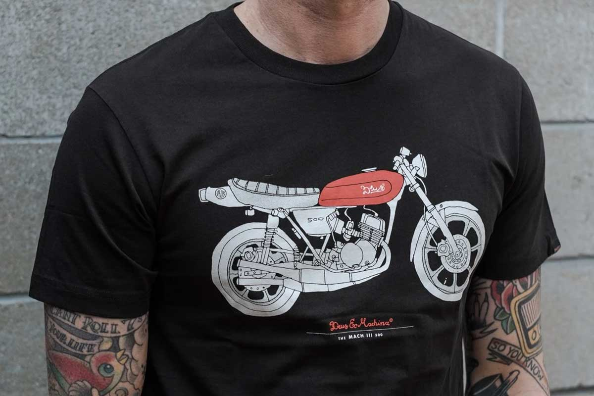 Deus ex machina apparel