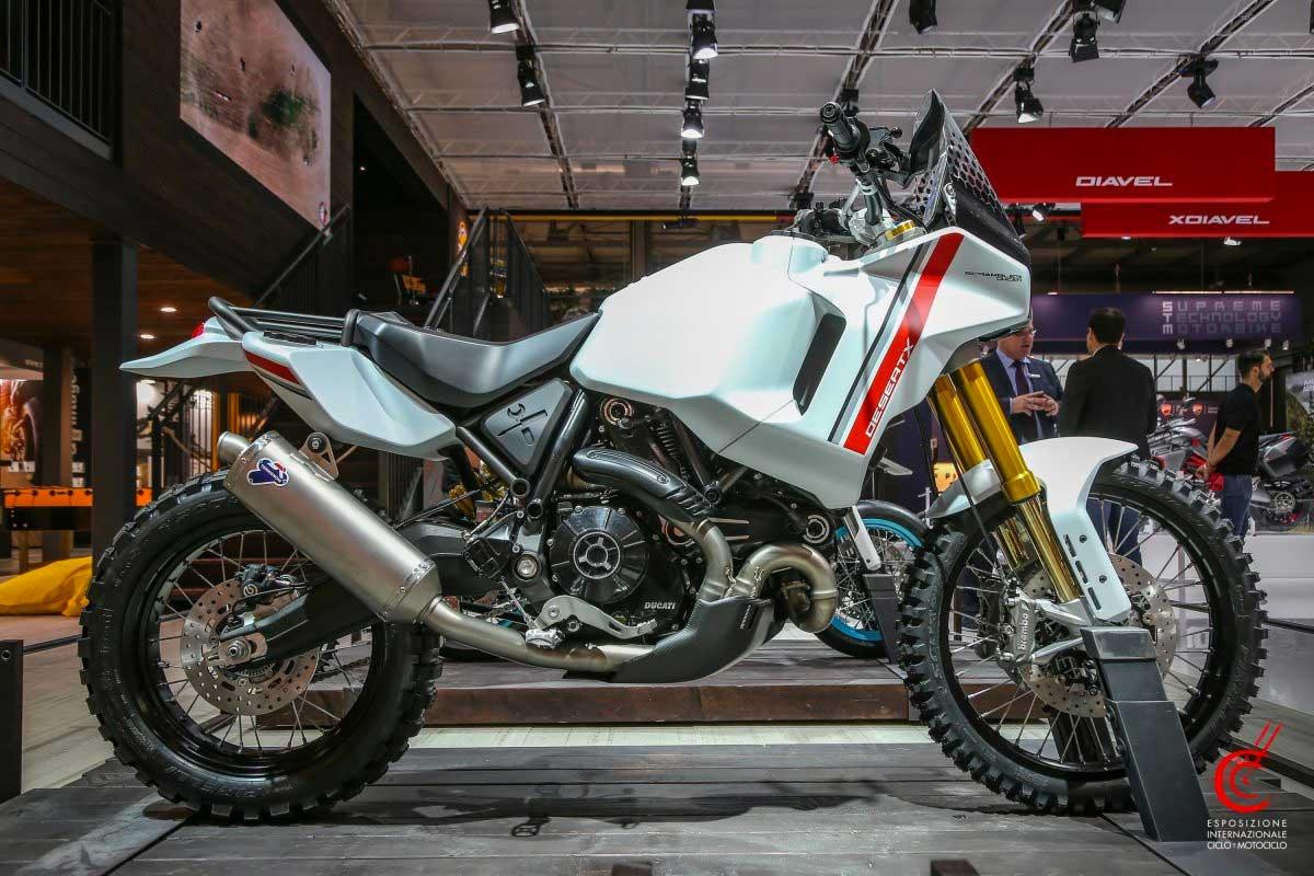 Ducati Desert X EICMA 2019