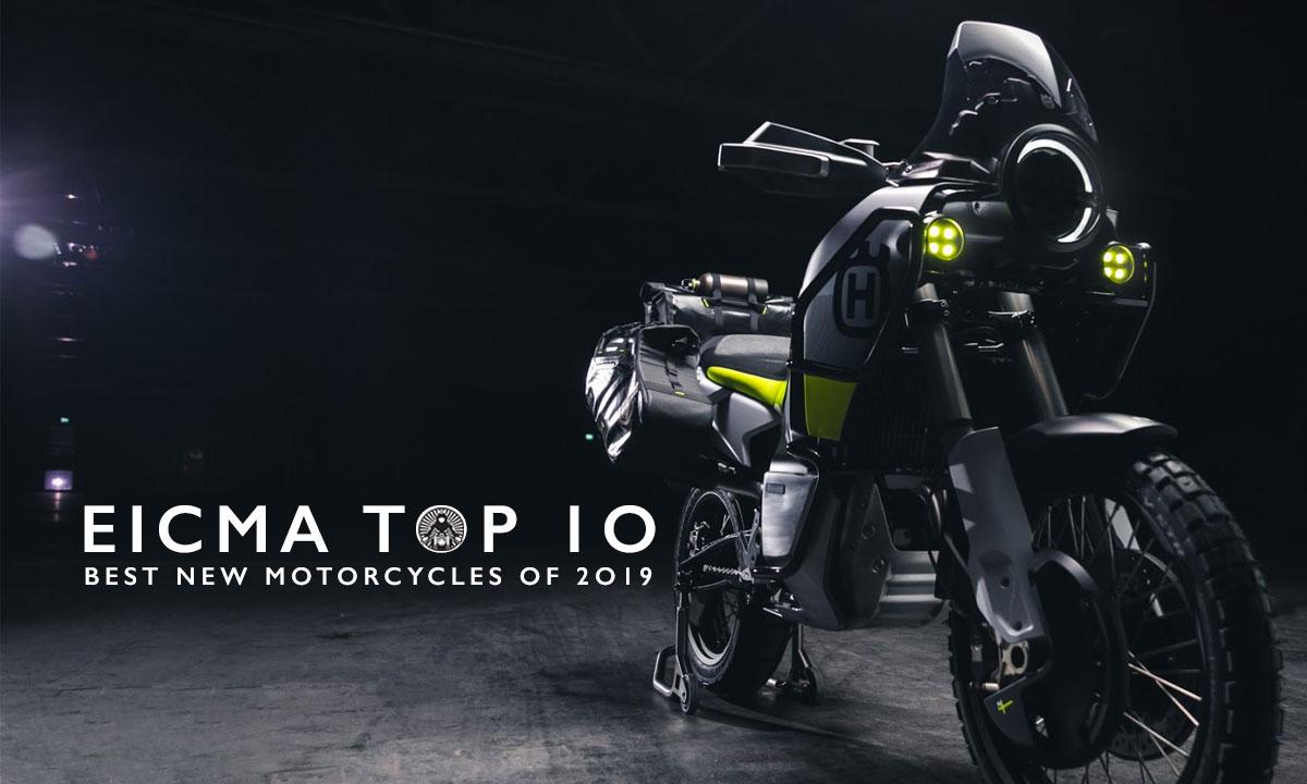 EICMA 2019 Top 10