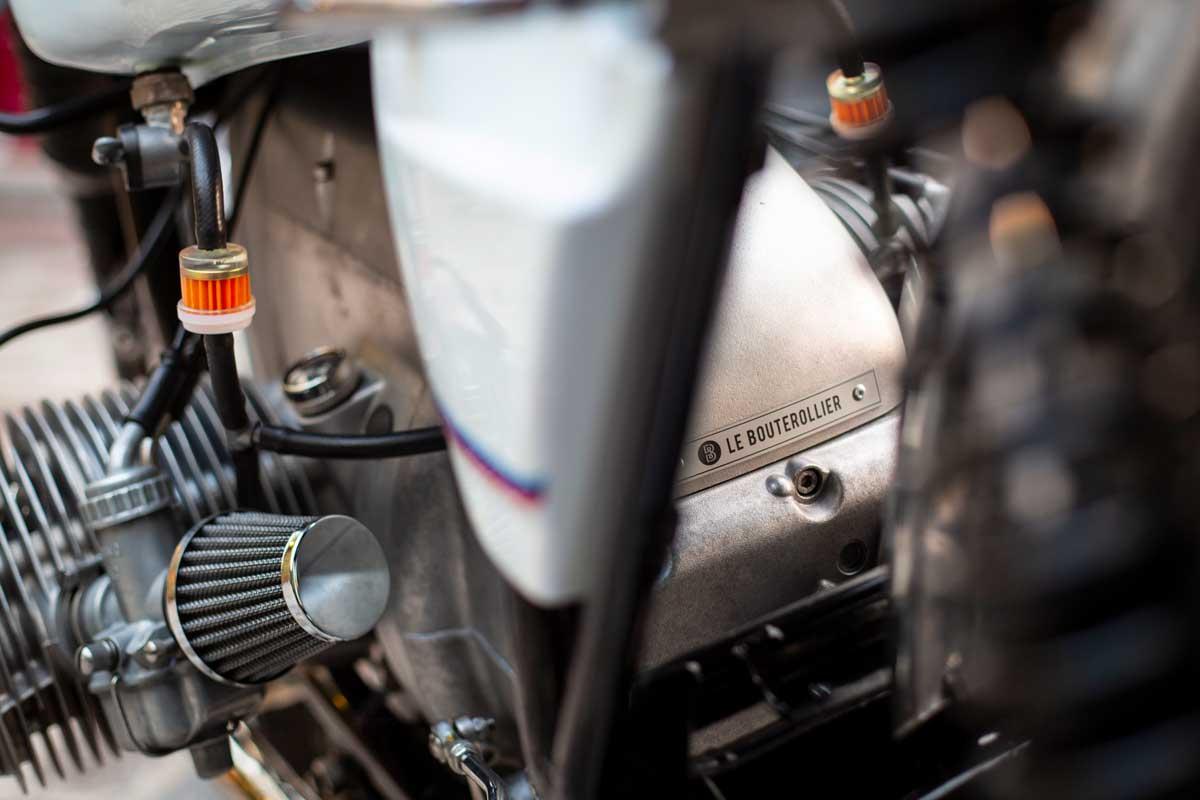 BMW R60/7 custom