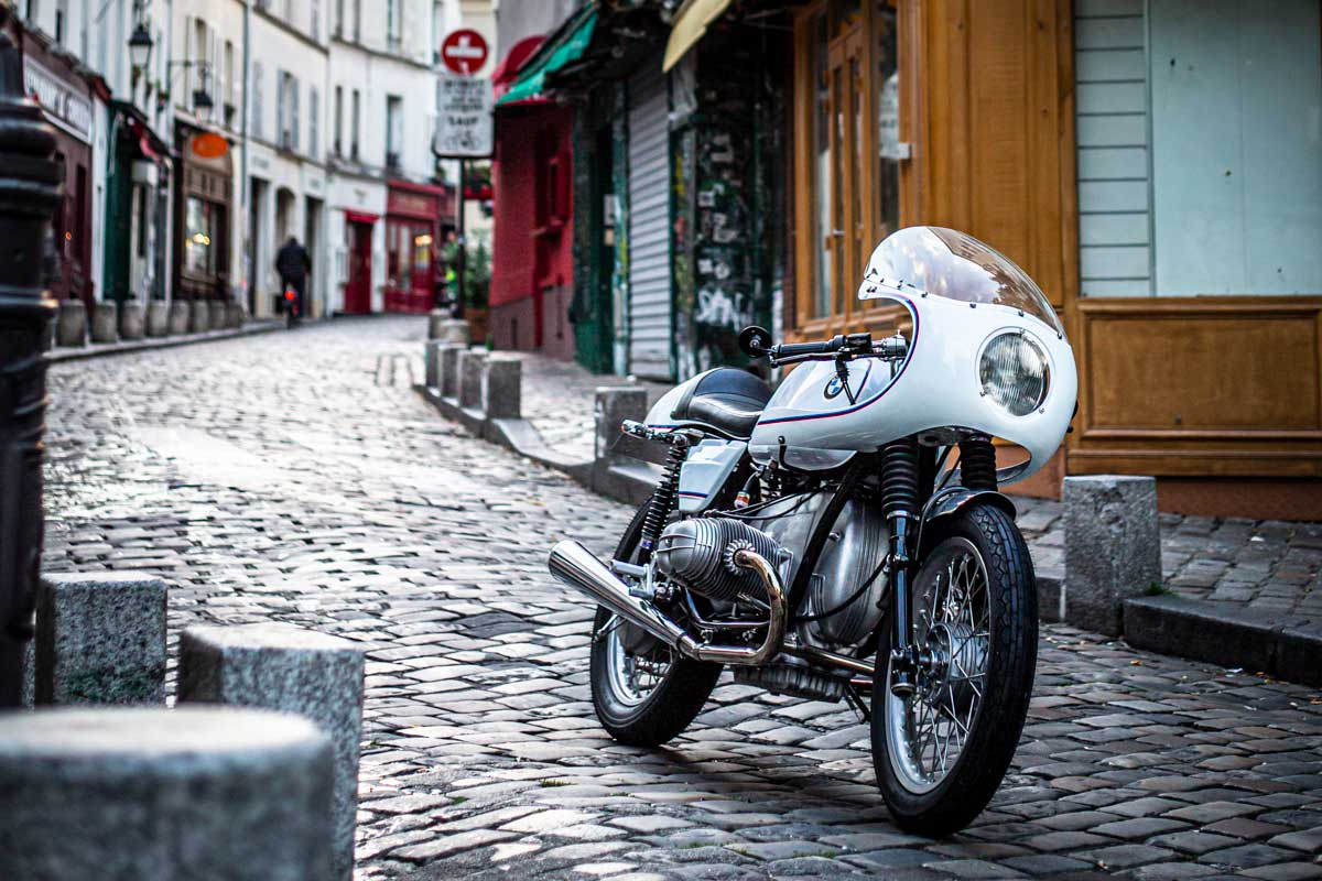 BMW R60/7 Cafe Racer