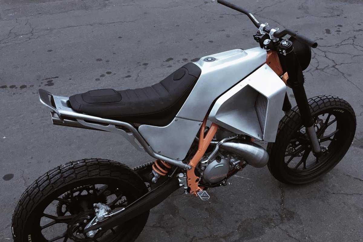 Moto Mucci KTM