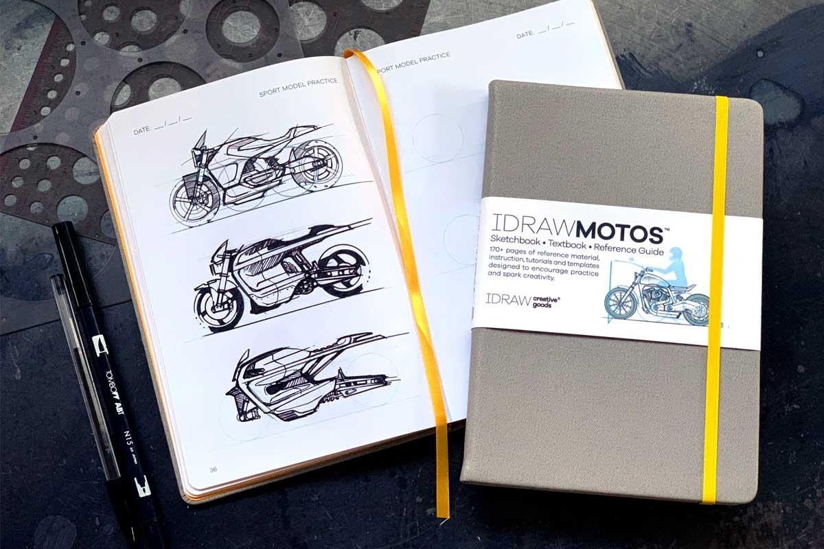 I Draw Motos
