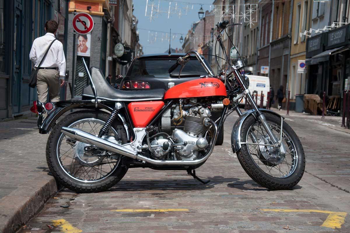 Norton Hi Rider