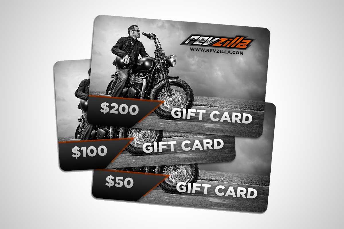 Revzilla gift card
