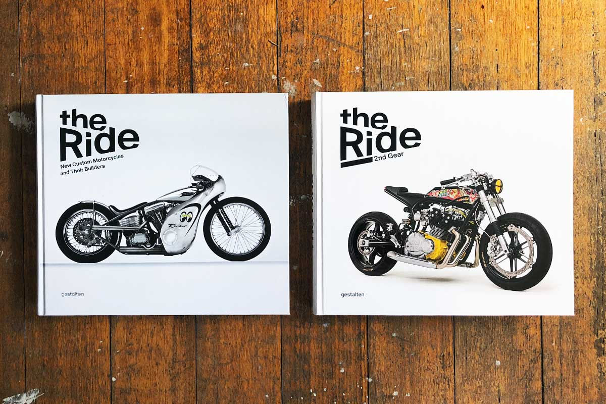 The Ride Books