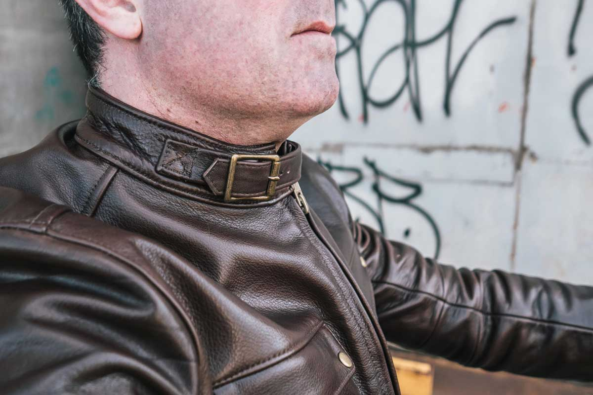 Heritage Road motorcycle jacket