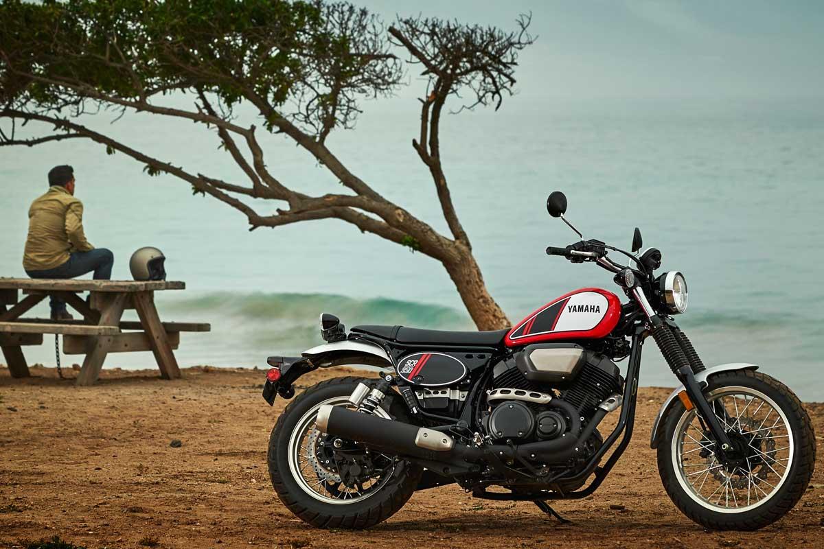 Yamaha SRC950