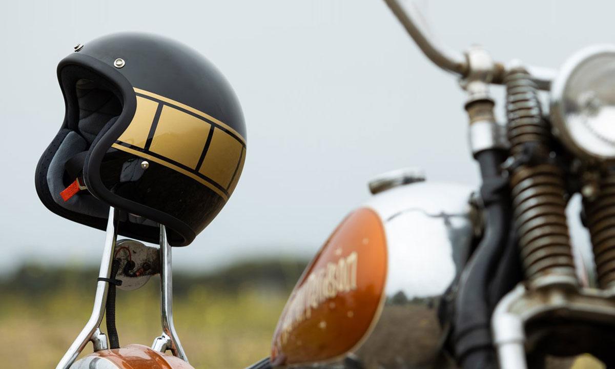 Biltwell Bonanza Holeshot Helmet