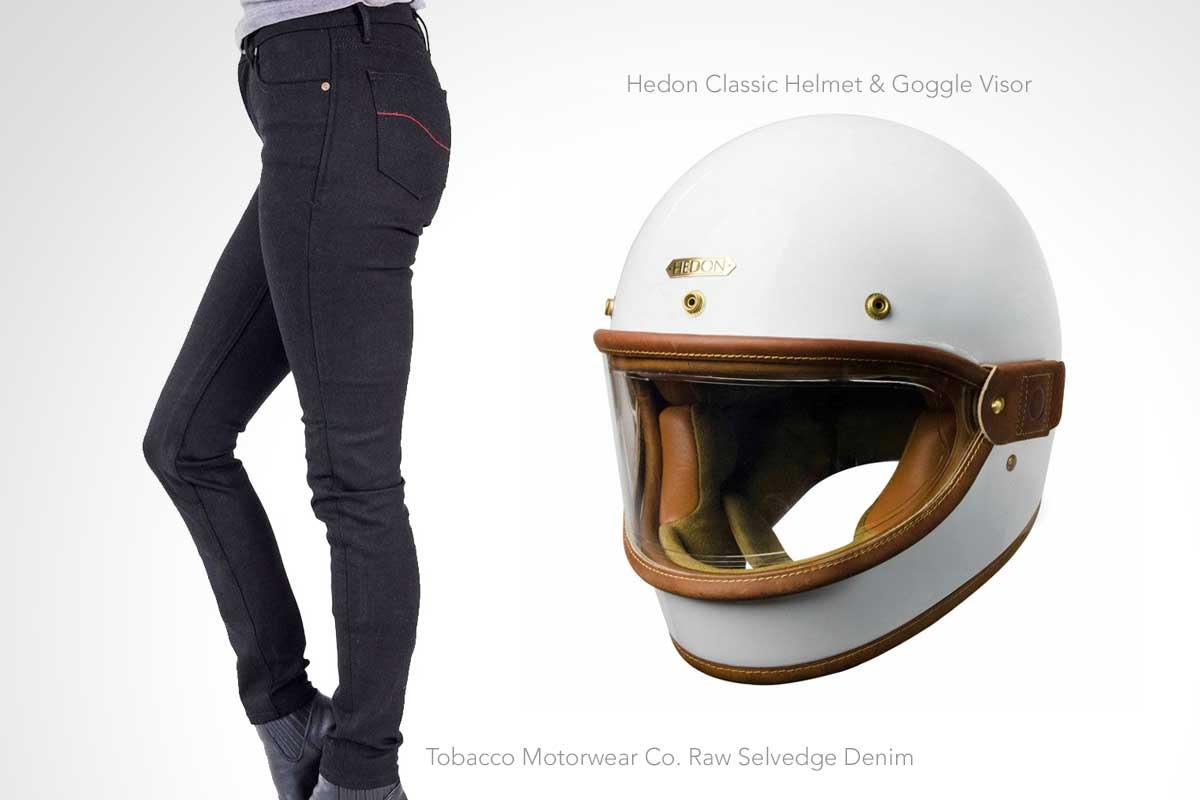 Womens motorcycle gear