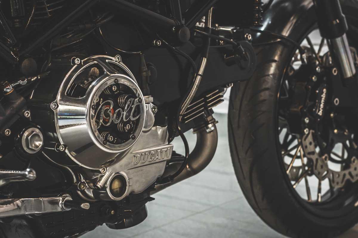 Bolt Motor Co Monster