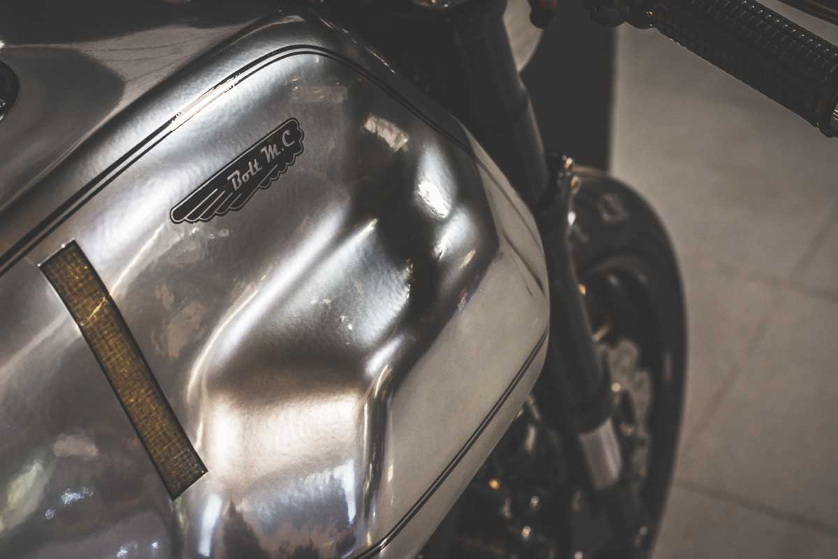 Bolt Motor Co Ducati Monster