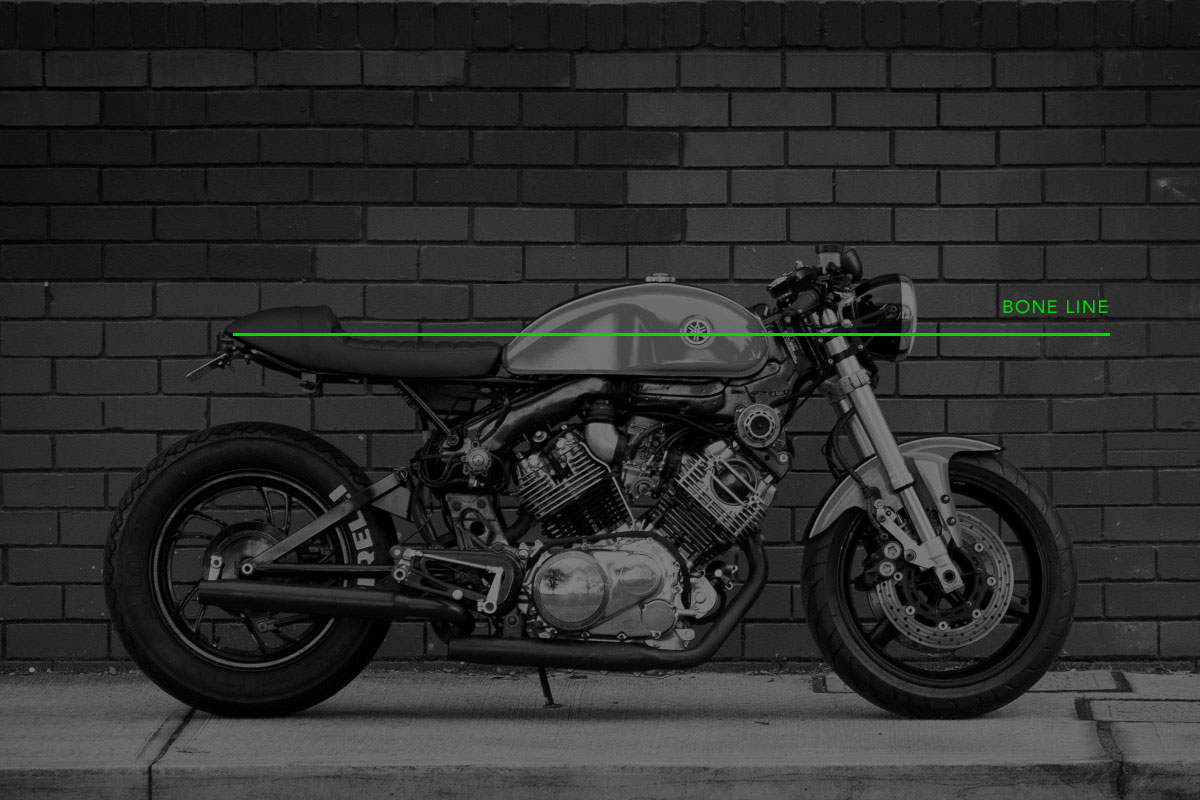 Cafe Racer Design