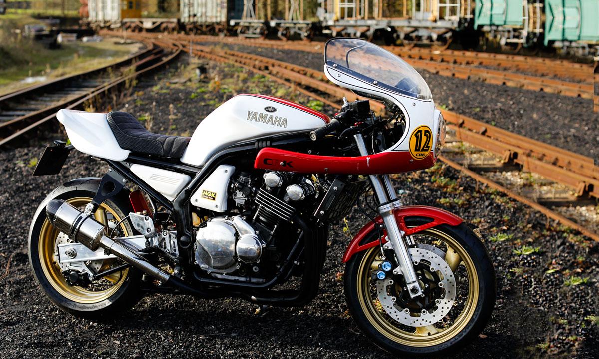 Yamaha Fazer Cafe Racer
