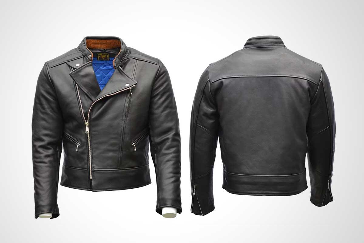 Goldtop 1975 Lancer Jacket
