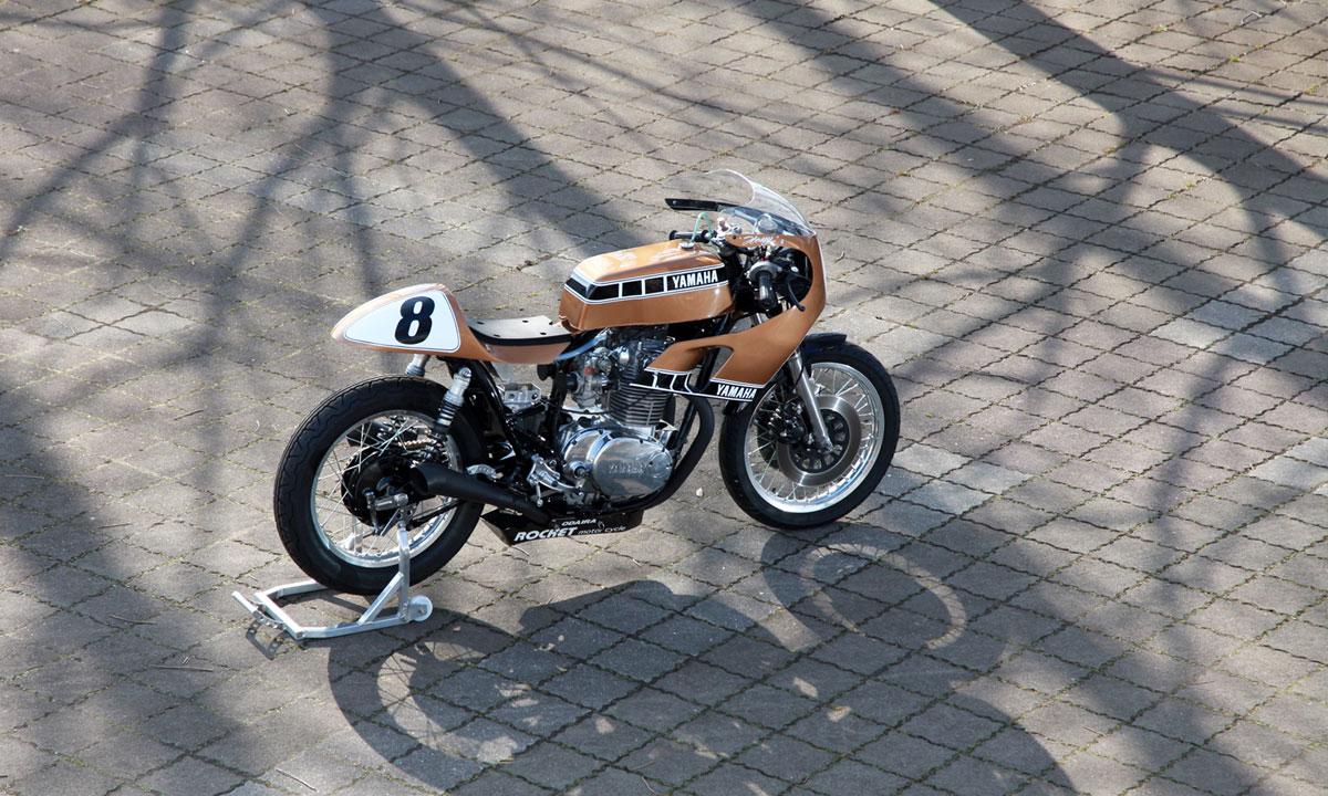 Rocket Motorcycles Yamaha XS650