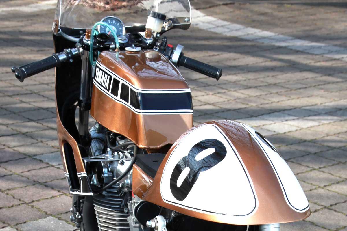 Kenny Roberts Yamaha XS650