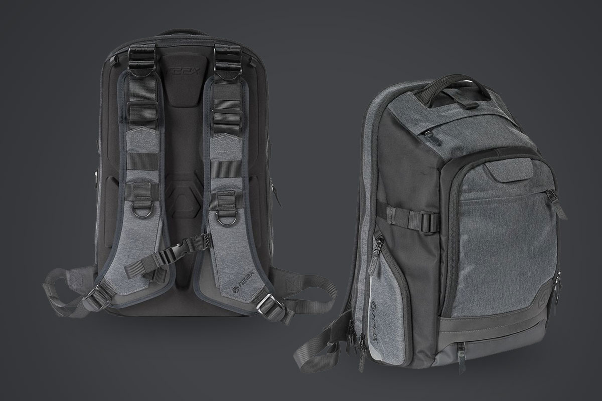 Reax Traveler Backpack
