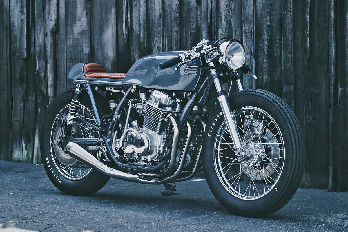 Thirteen Co Honda CB750
