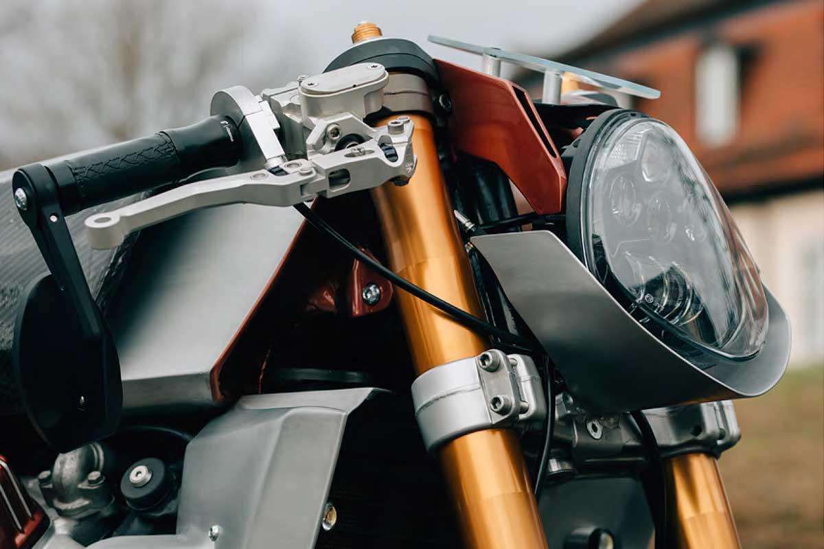 Custom Honda CX500