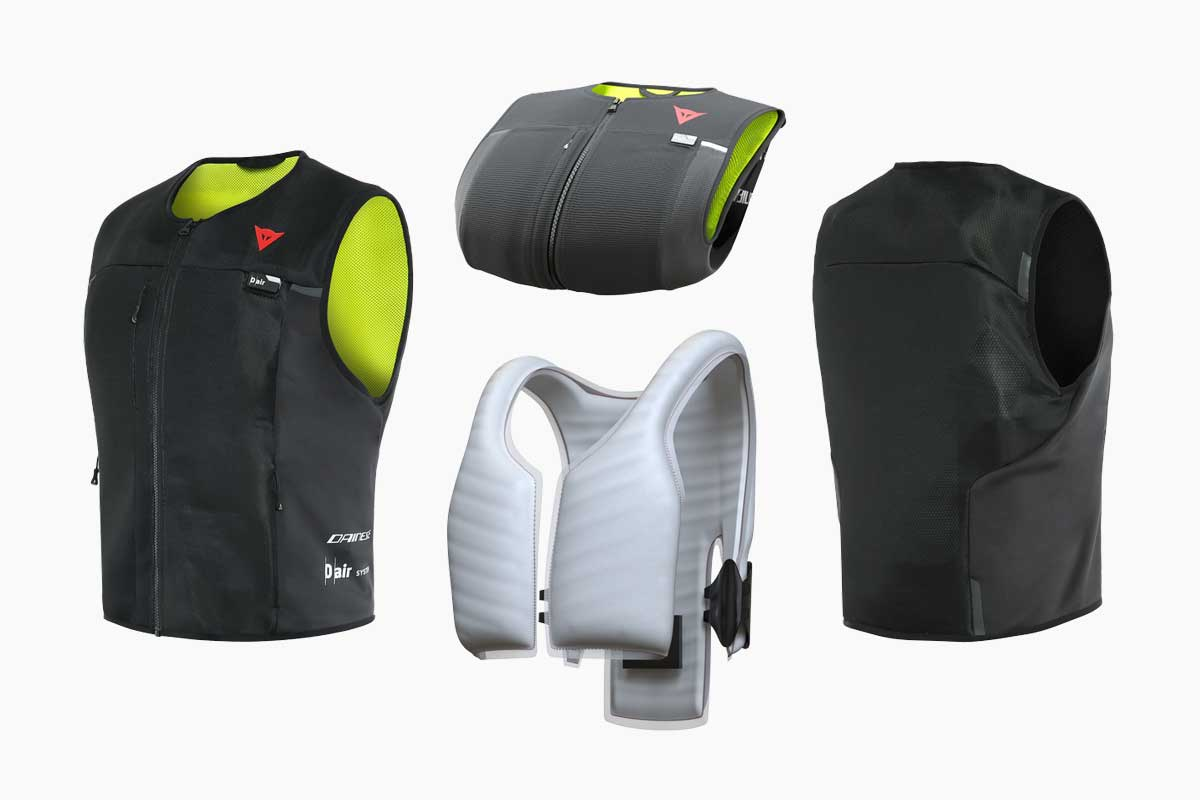 Dainese Motorcyclist Airbag