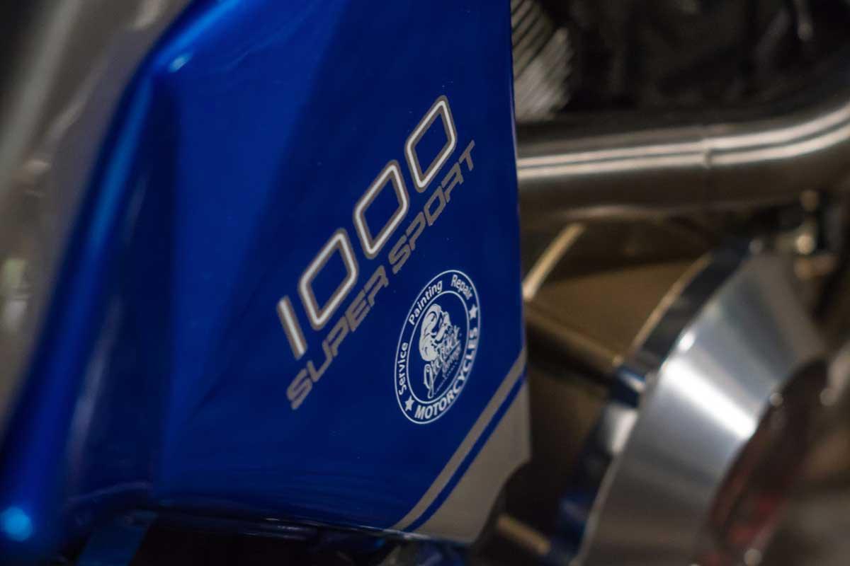Greaser Garage Sport 1000