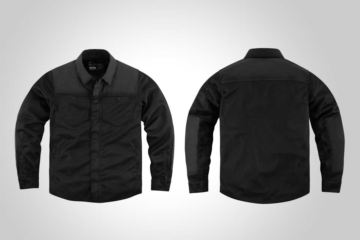 Icon 1000 Upstate Riding Shirt