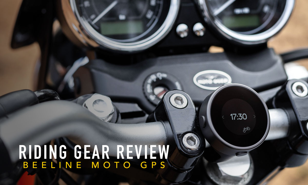 Beeline Moto GPS