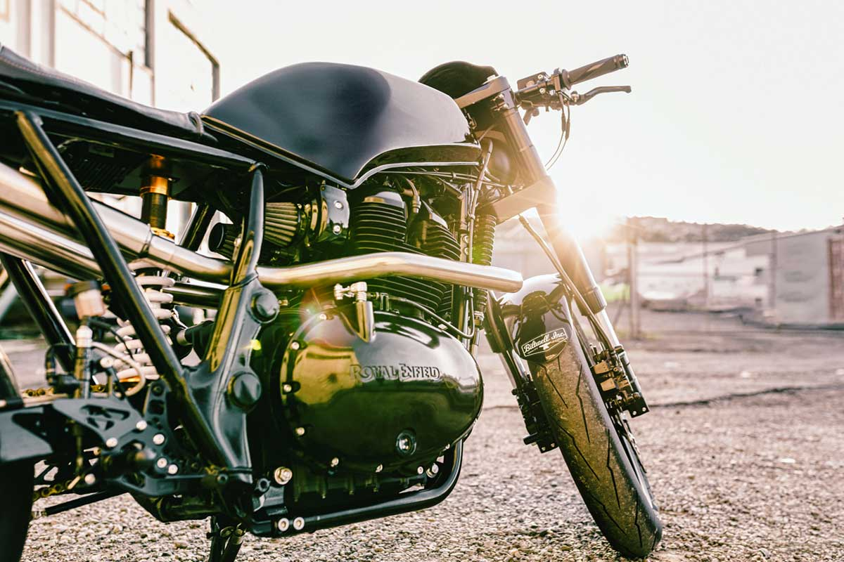 Continental GT 650 cafe racer