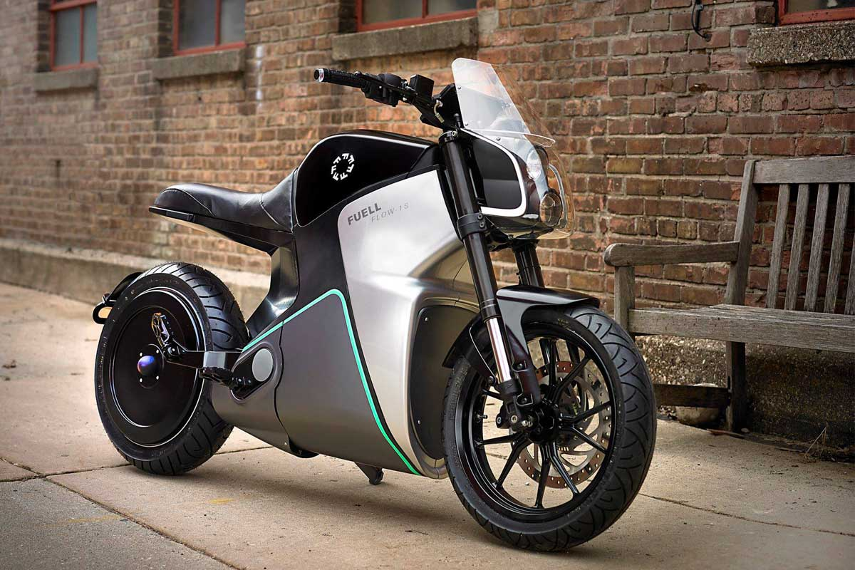 Fuell Fllow Electric bike