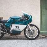 Honda GB400TT cafe racer