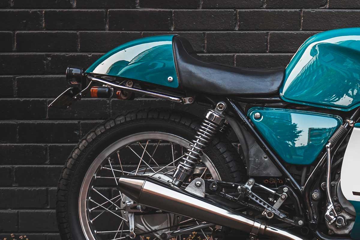 Honda GB400TT