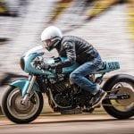Mr Martini Triumph Legend TT