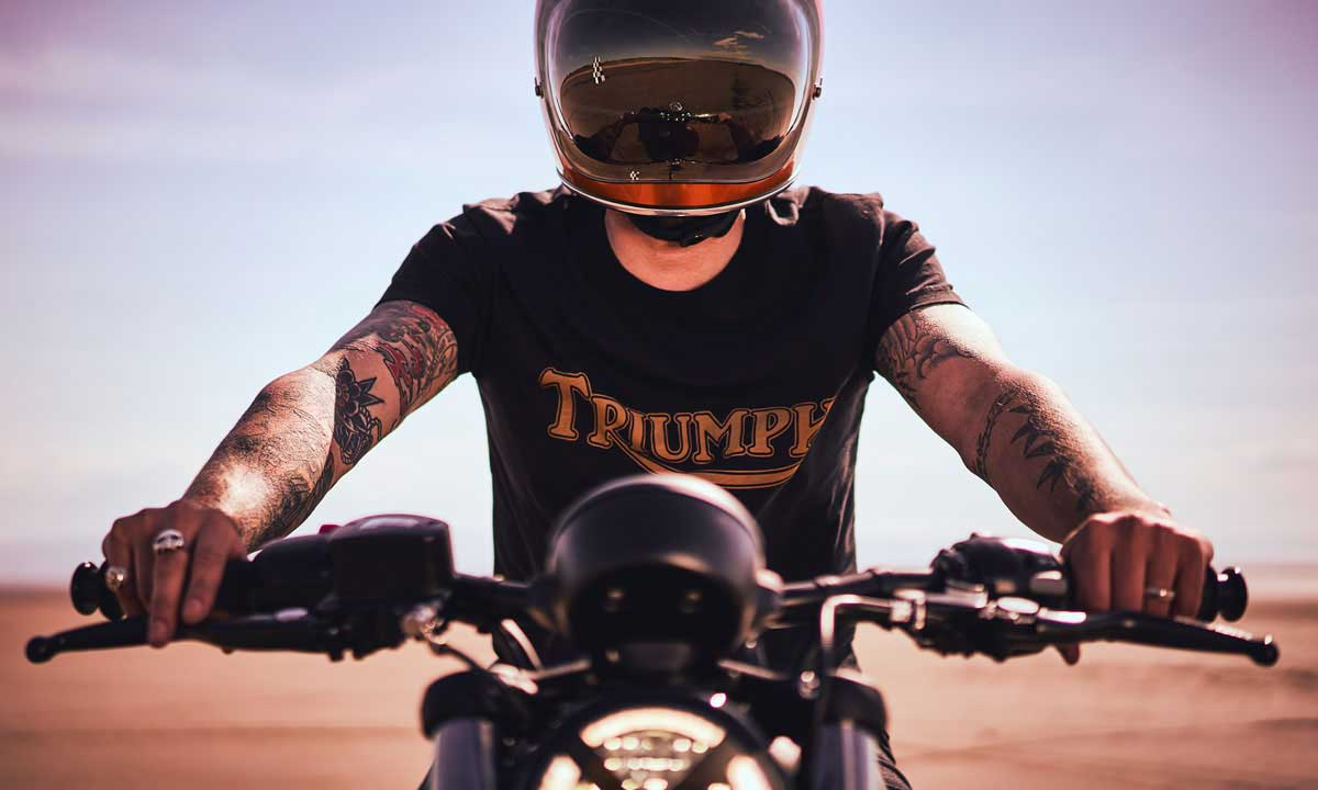 Triumph t shirts
