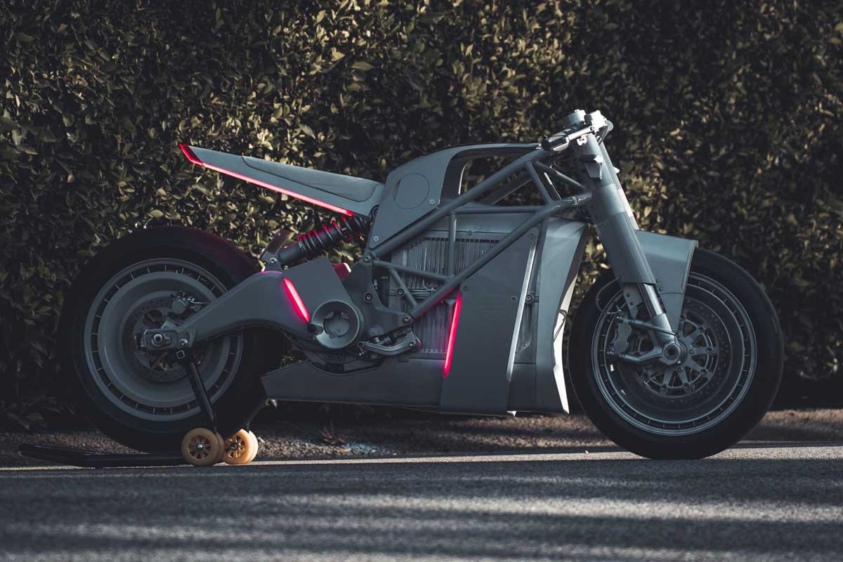 Untitled Motorcycles Zero Electric
