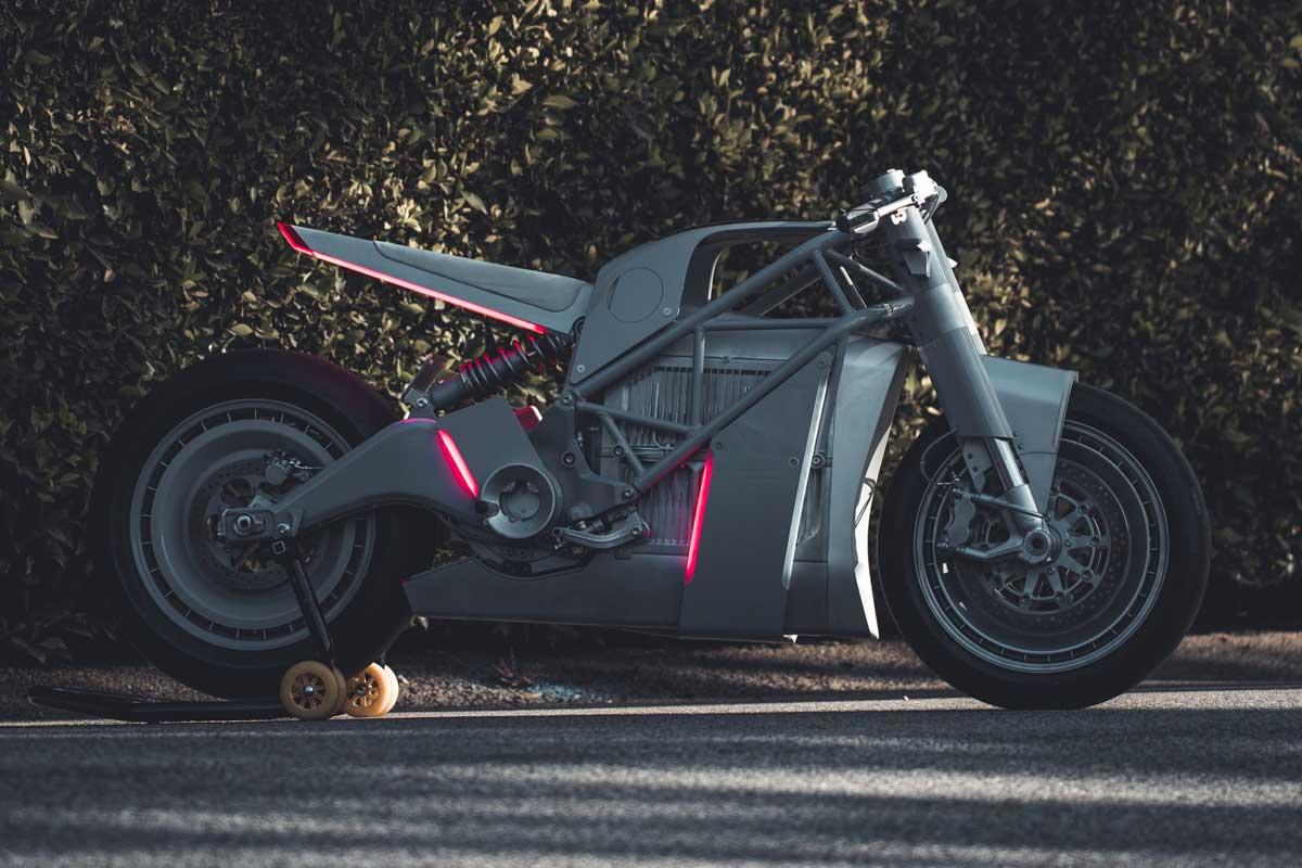 Untitled Motorcycles Zero Electric