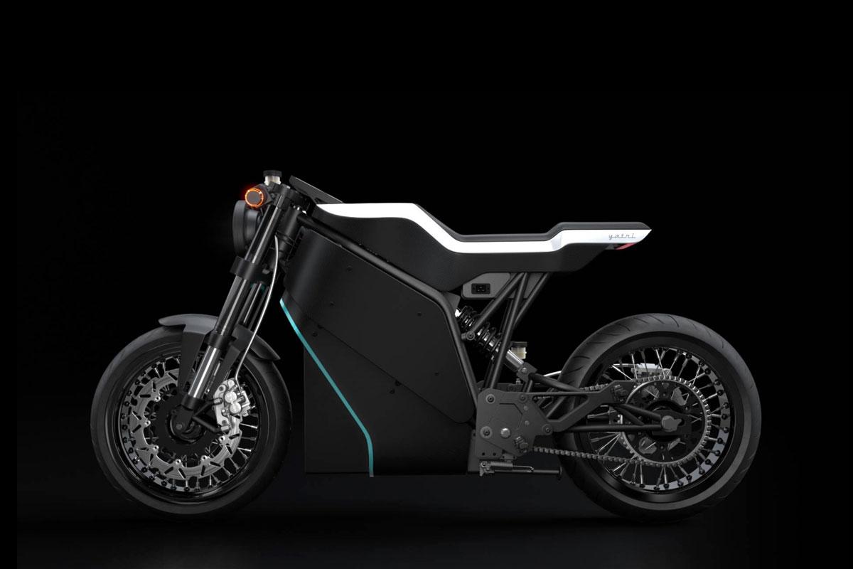 Yatari Electric Motorcyle