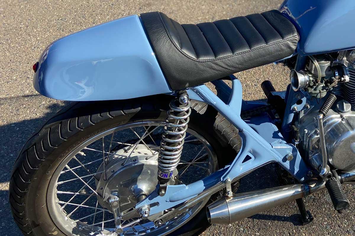 Alchemy Motorcycles CB500T