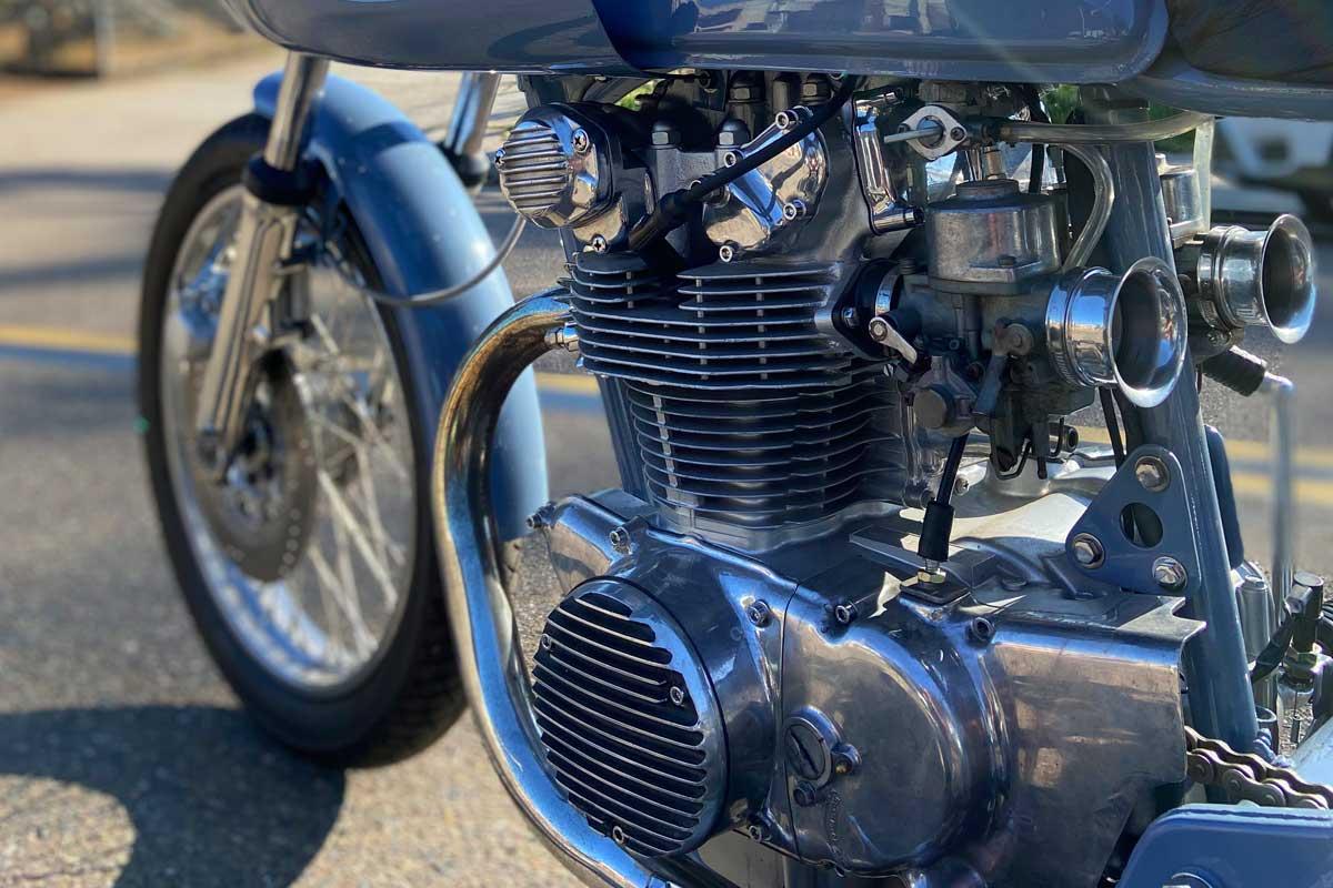 Alchemy Honda CB500T